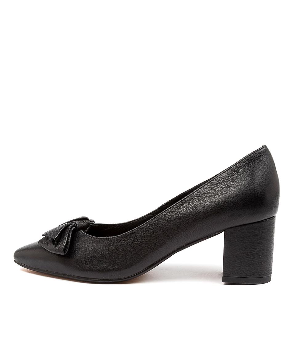 Buy Diana Ferrari Loet Df Black High Heels online with free shipping