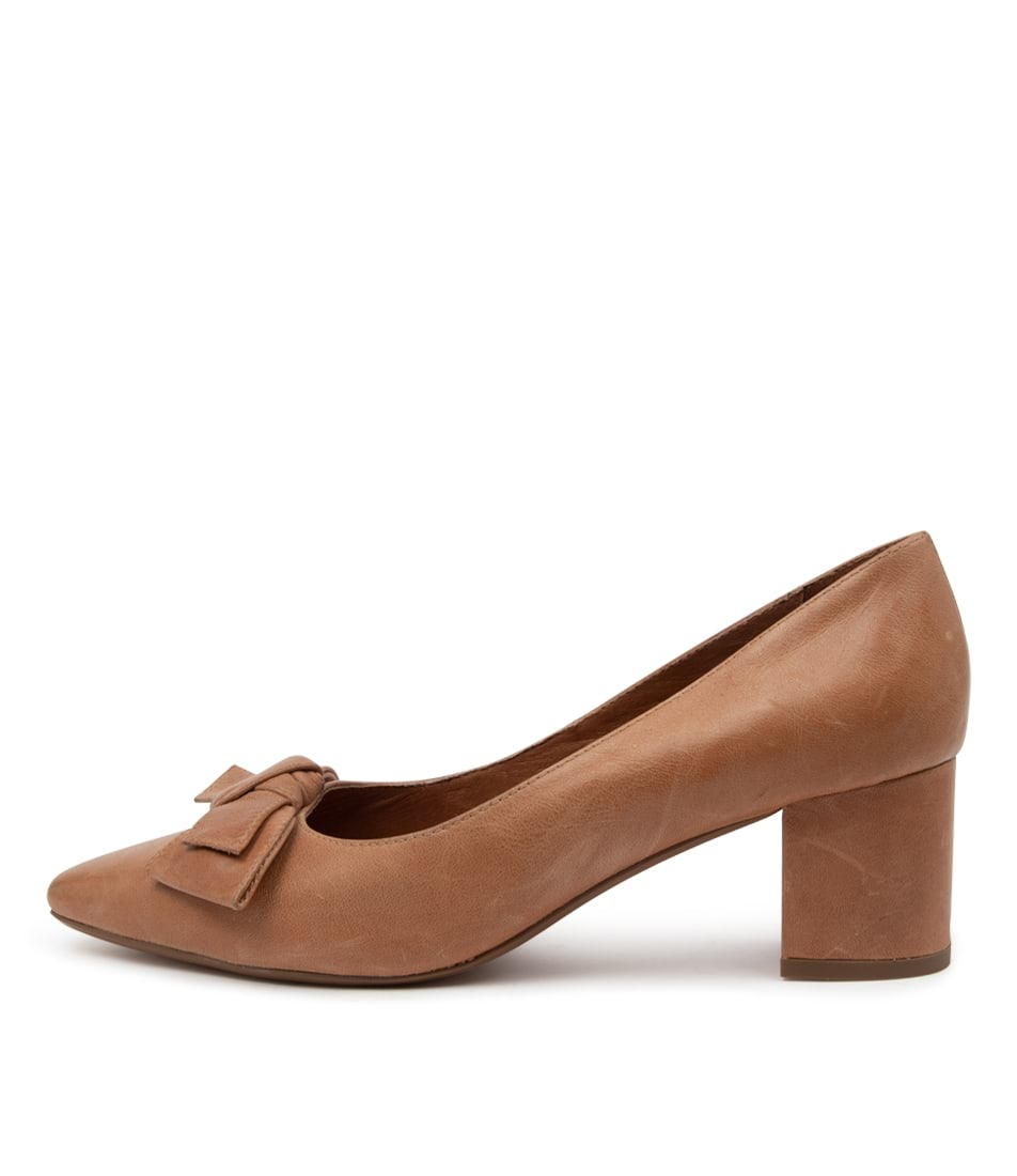 Buy Diana Ferrari Loet Df Tan High Heels online with free shipping