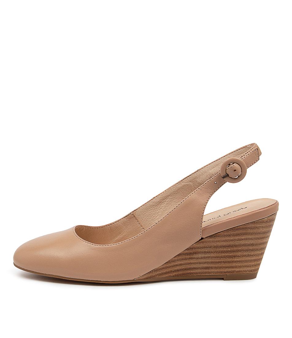 Buy Diana Ferrari Loochi Df Nude High Heels online with free shipping