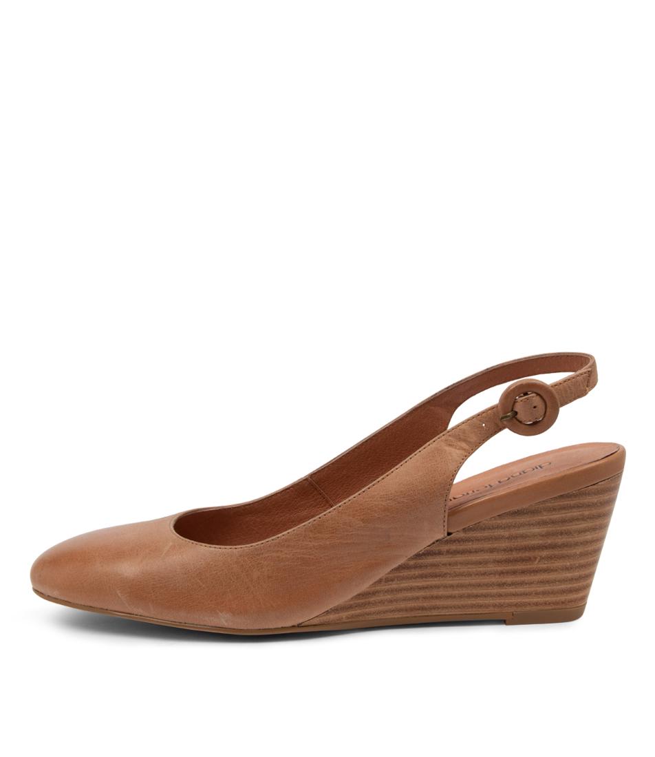 Buy Diana Ferrari Loochi Df Tan High Heels online with free shipping