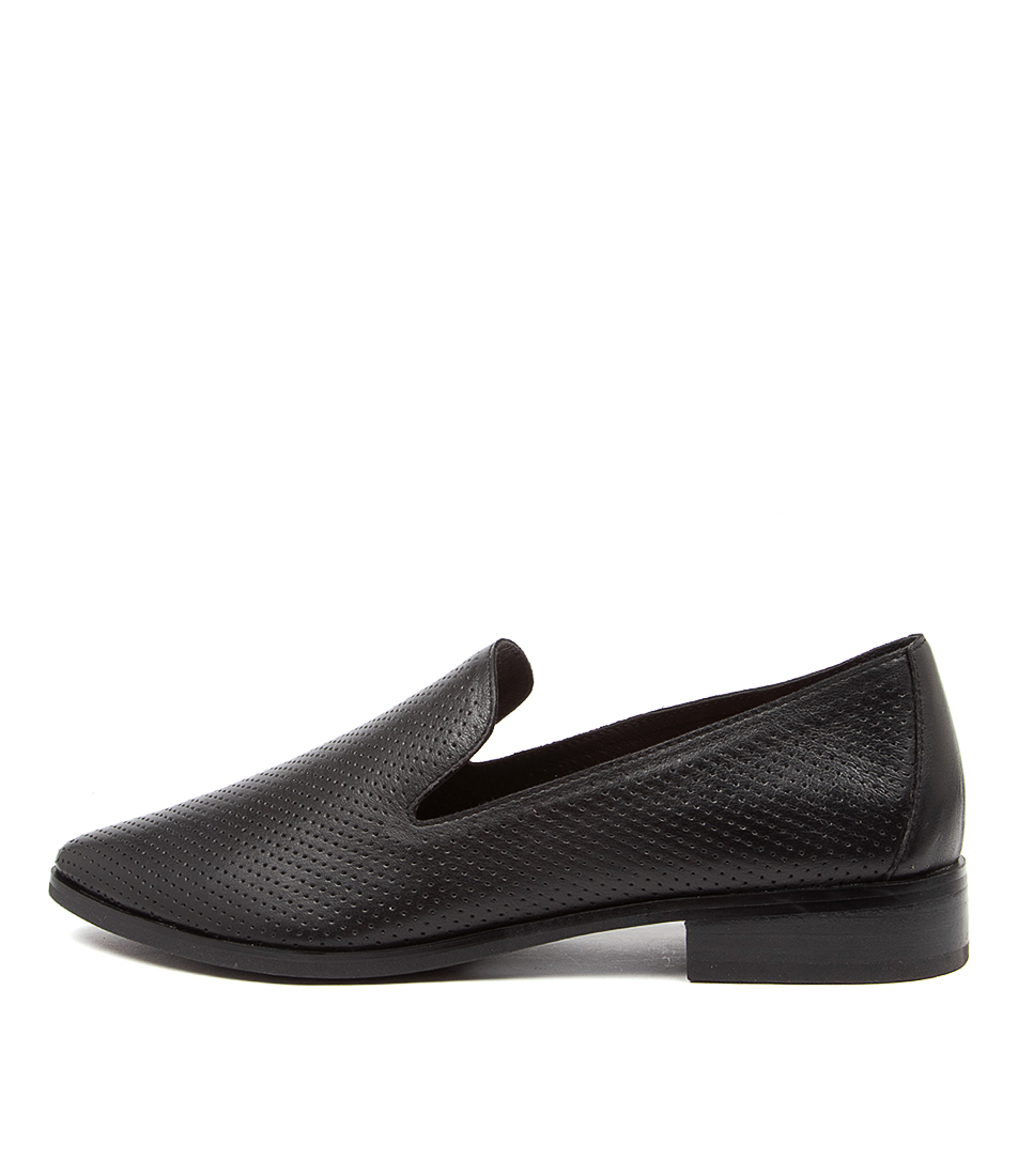 Buy Diana Ferrari Nansie Df Black Heel Flats online with free shipping