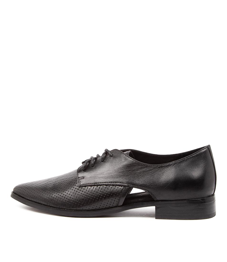 Buy Diana Ferrari Nariah Df Black Heel Flats online with free shipping