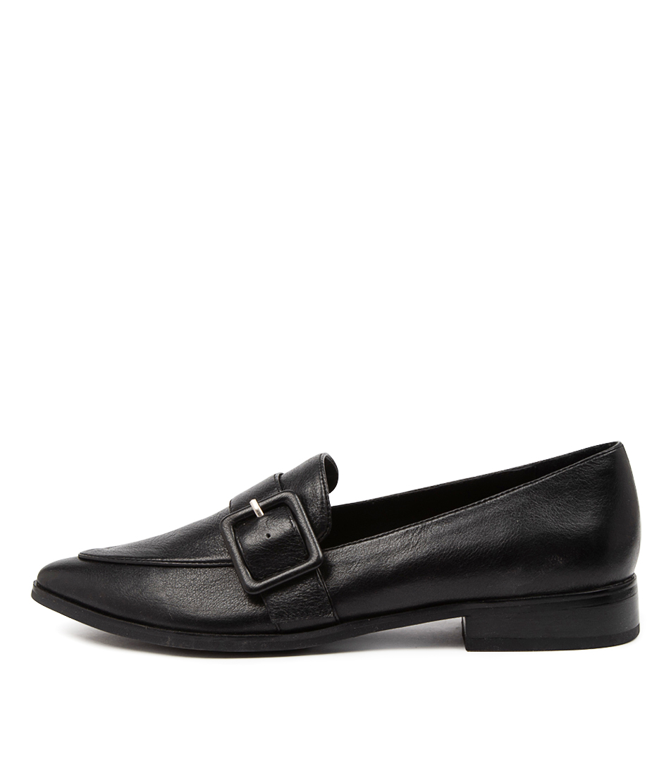 Buy Diana Ferrari Nelaie Df Black Heel Flats online with free shipping