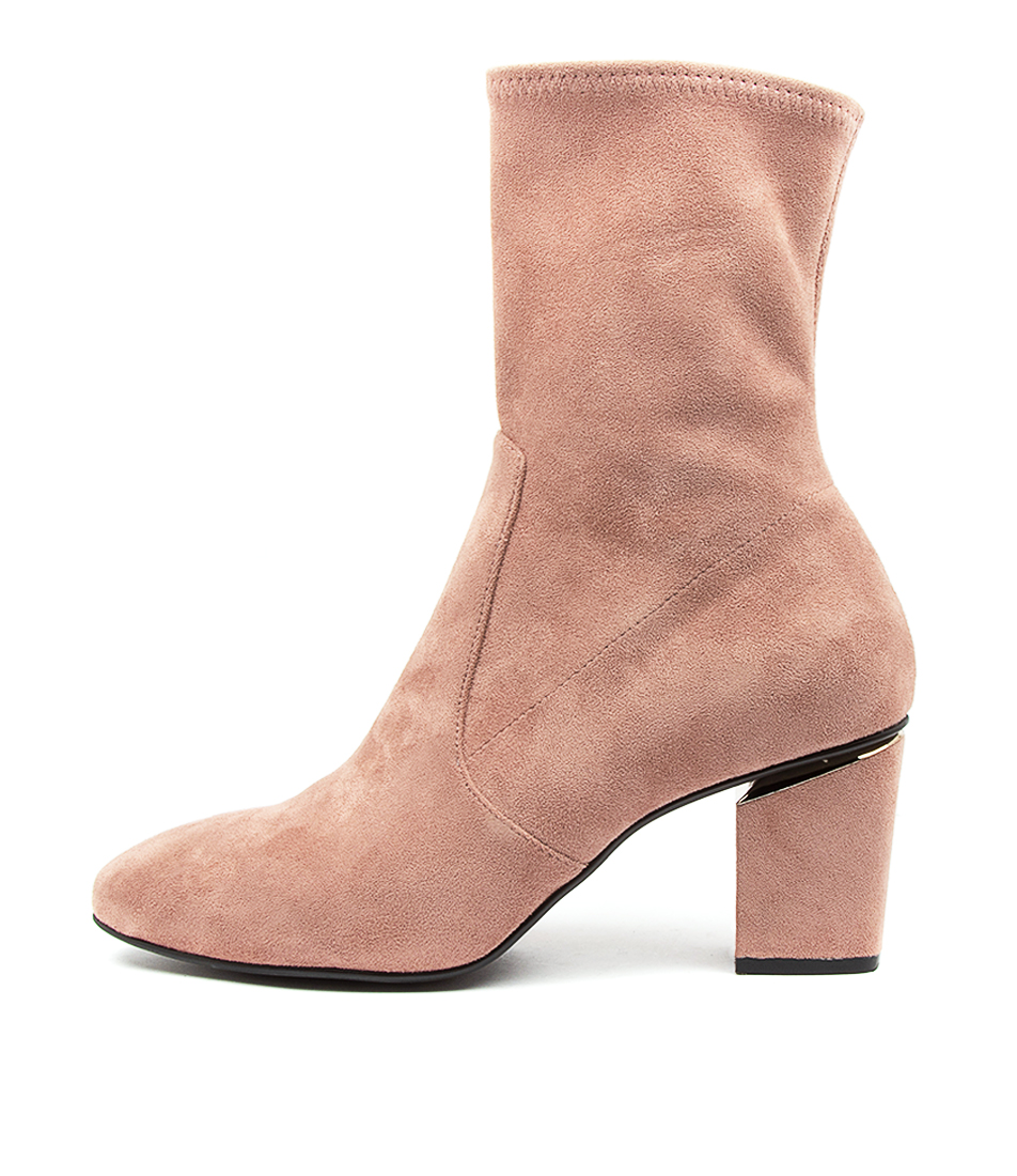 Buy Diana Ferrari Palesha Df Blush Dress Ankle Boots online with free shipping