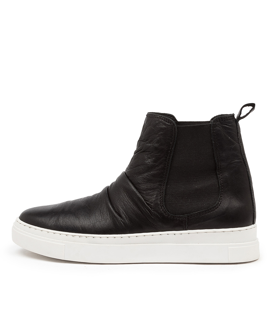 Buy Diana Ferrari Ammella Df Black Ankle Boots online with free shipping