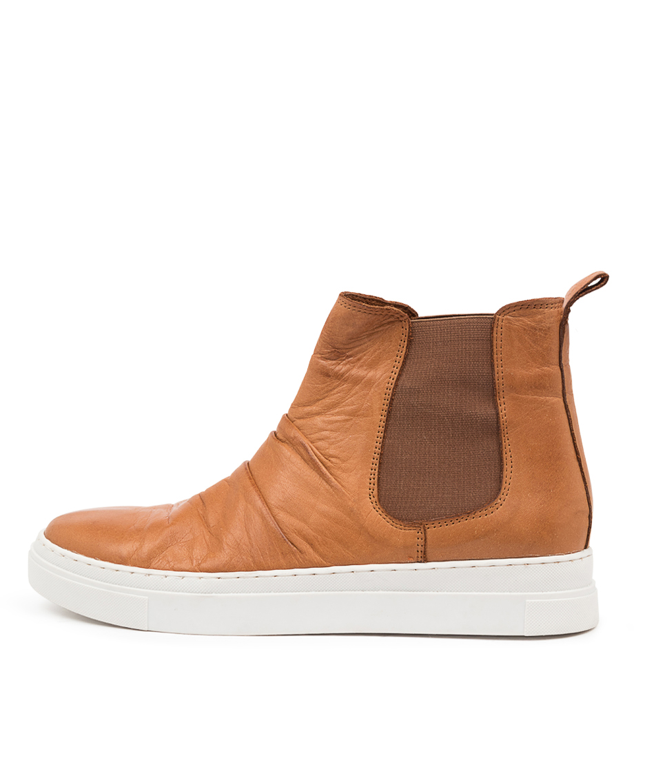Buy Diana Ferrari Ammella Df Tan Ankle Boots online with free shipping