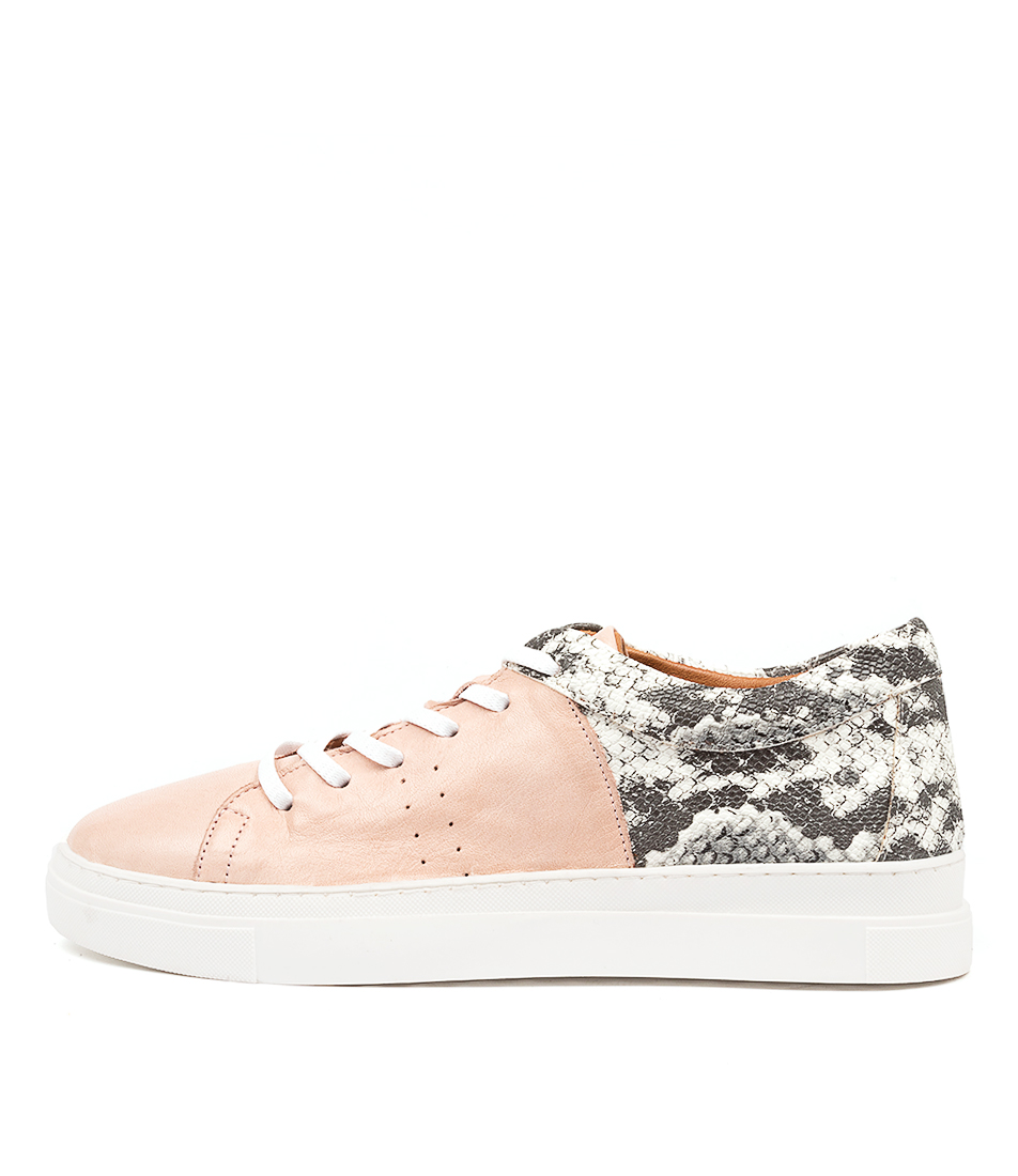 Buy Diana Ferrari Azela Df Nude Natural Sneakers online with free shipping