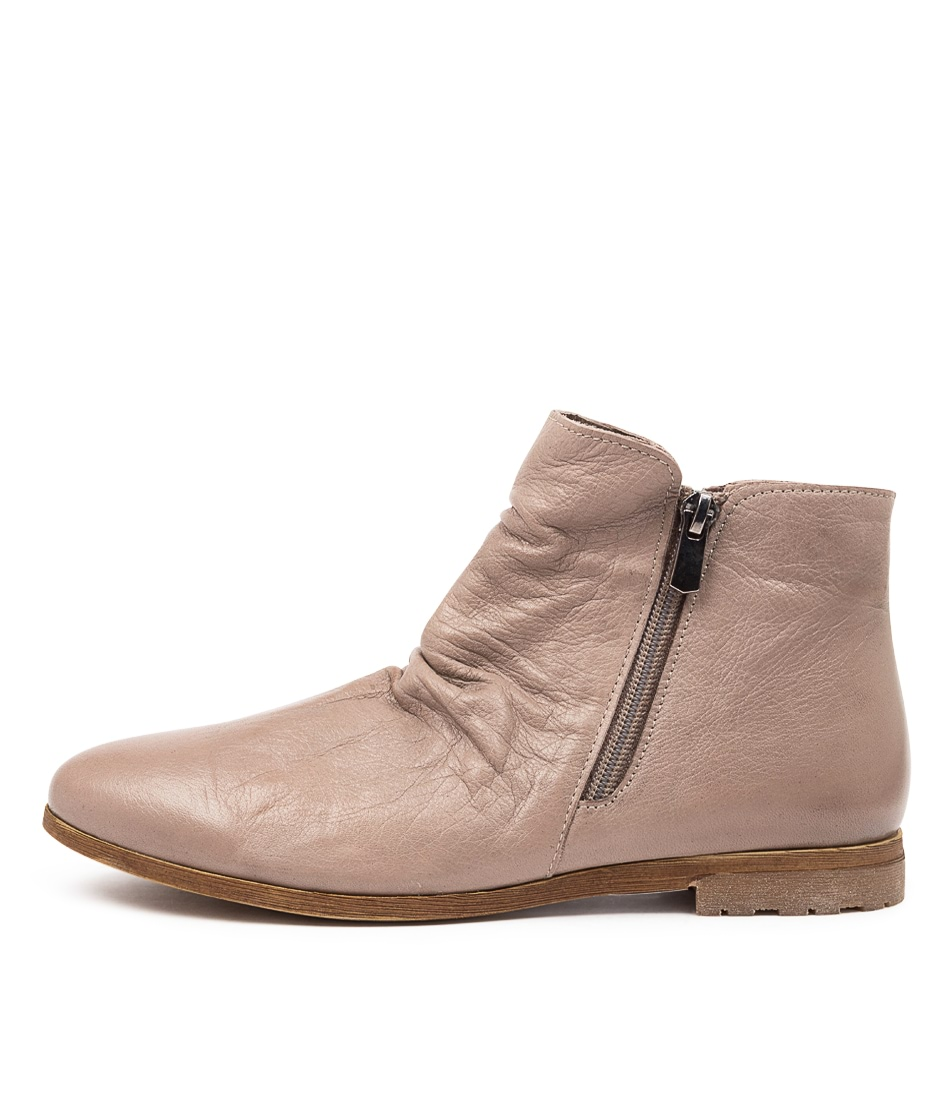 Buy Diana Ferrari Blancche Df Dk Stone Ankle Boots online with free shipping