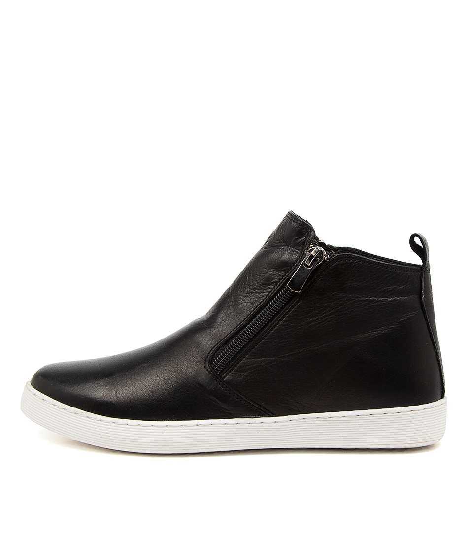 Buy Diana Ferrari Mariun Df Black Ankle Boots online with free shipping