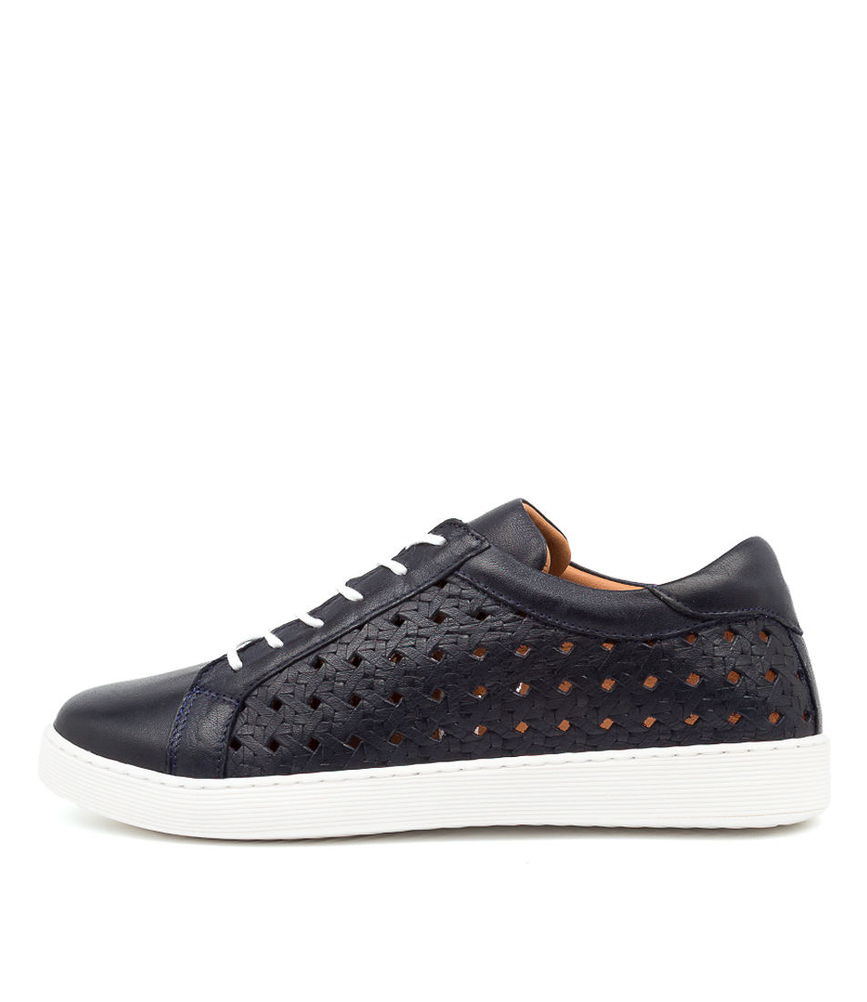 Buy Diana Ferrari Marzapan Df Navy Sneakers online with free shipping