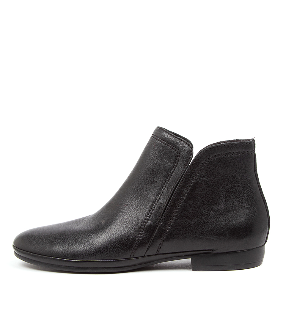 Buy Diana Ferrari Ollaie Df Black Ankle Boots online with free shipping