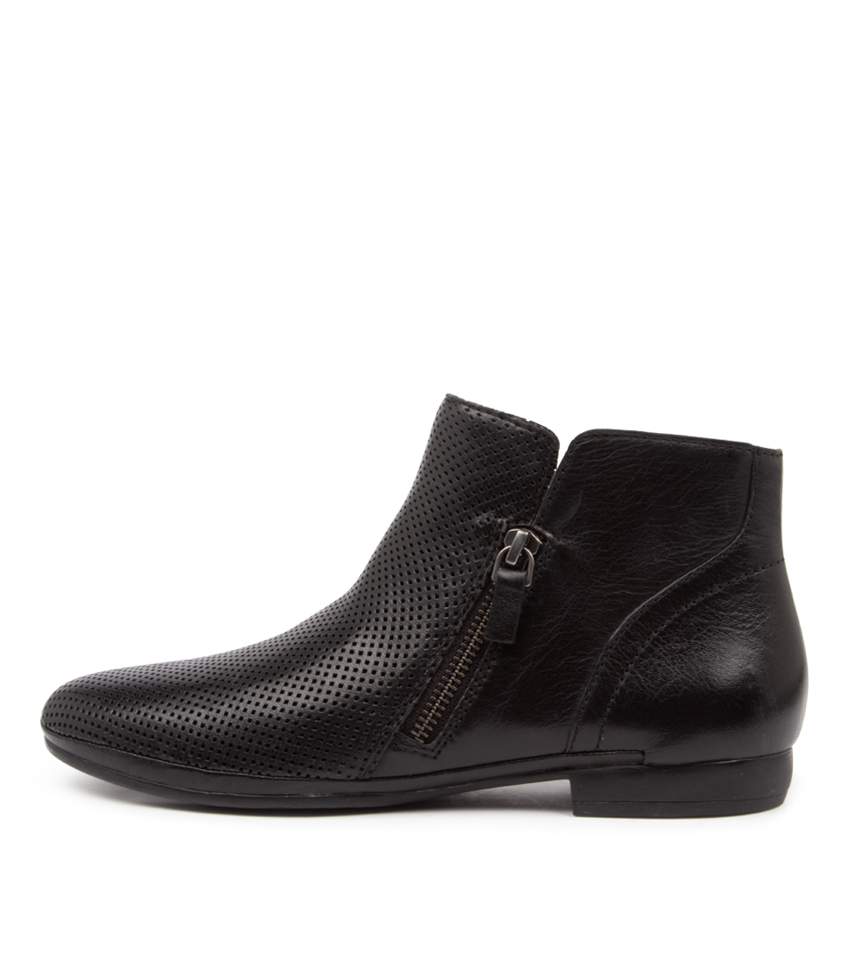 Buy Diana Ferrari Onele Df Black Ankle Boots online with free shipping