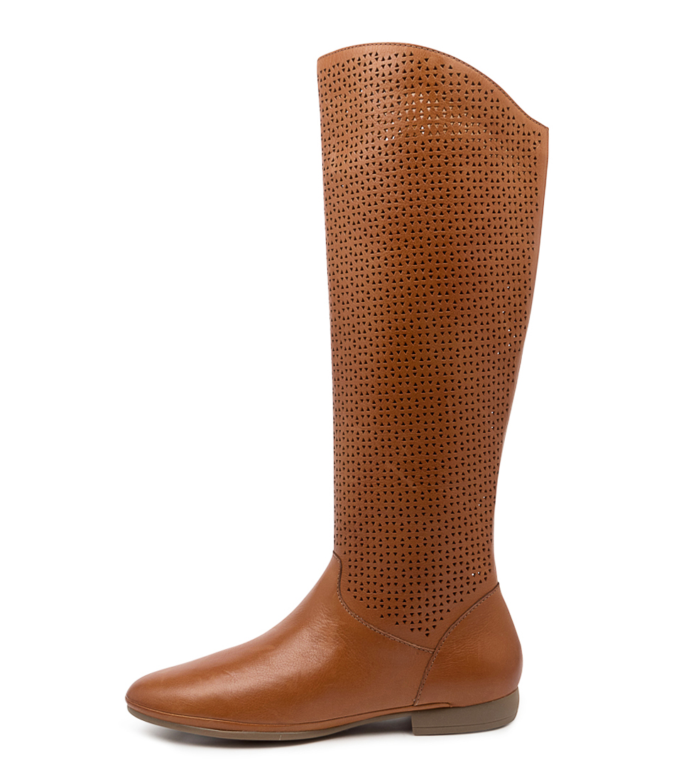 Buy Diana Ferrari Onolena Df Whisky Long Boots online with free shipping