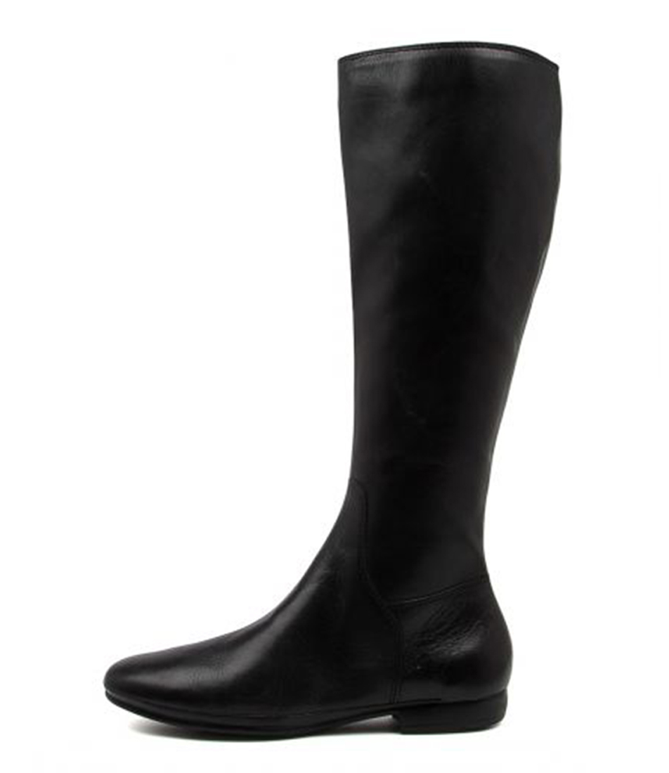 Buy Diana Ferrari Osara Df Black Long Boots online with free shipping