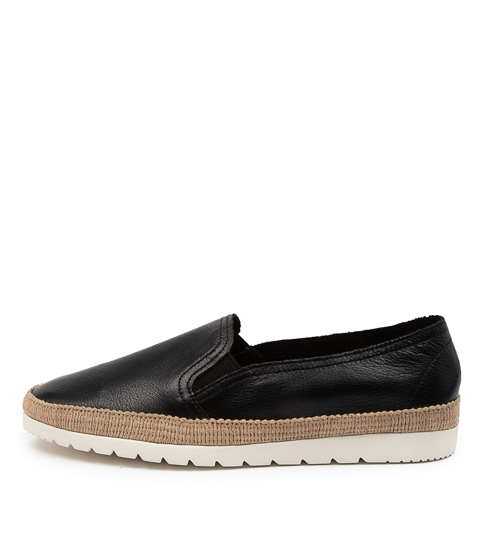 Buy Diana Ferrari Alliet Df Black Flats online with free shipping