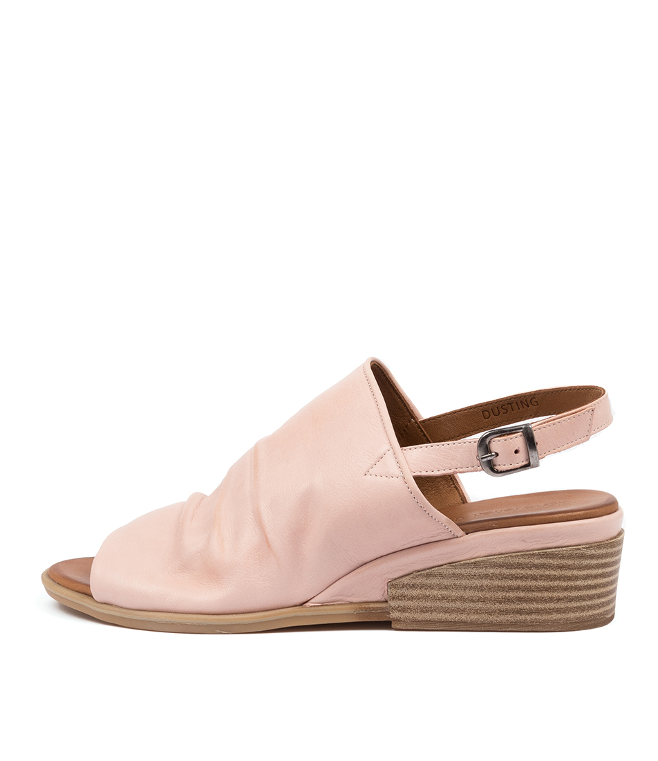Buy Diana Ferrari Dustins Df Blush Heeled Sandals online with free shipping