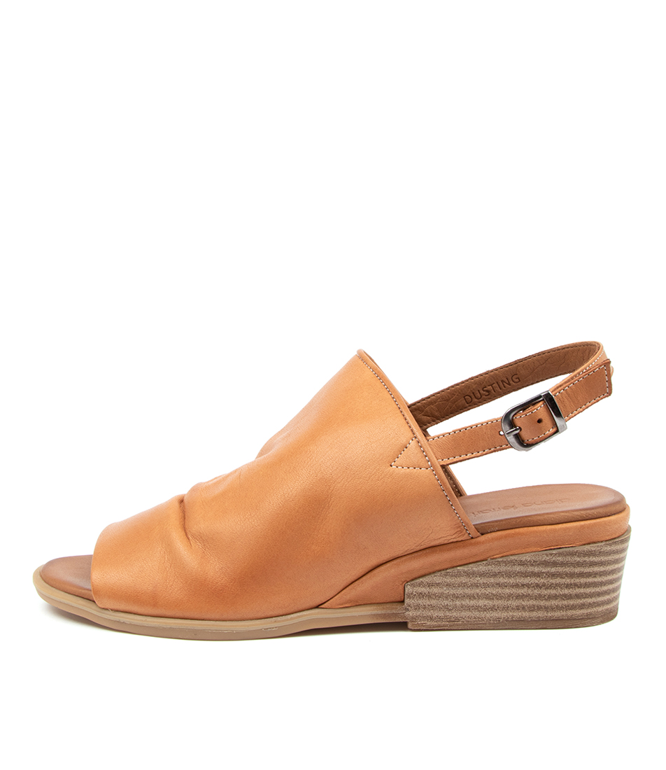 Buy Diana Ferrari Dustins Df Tan Heeled Sandals online with free shipping