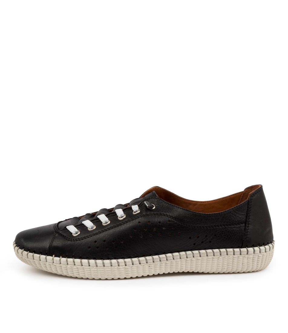 Buy Diana Ferrari Naren Df Black Sneakers online with free shipping