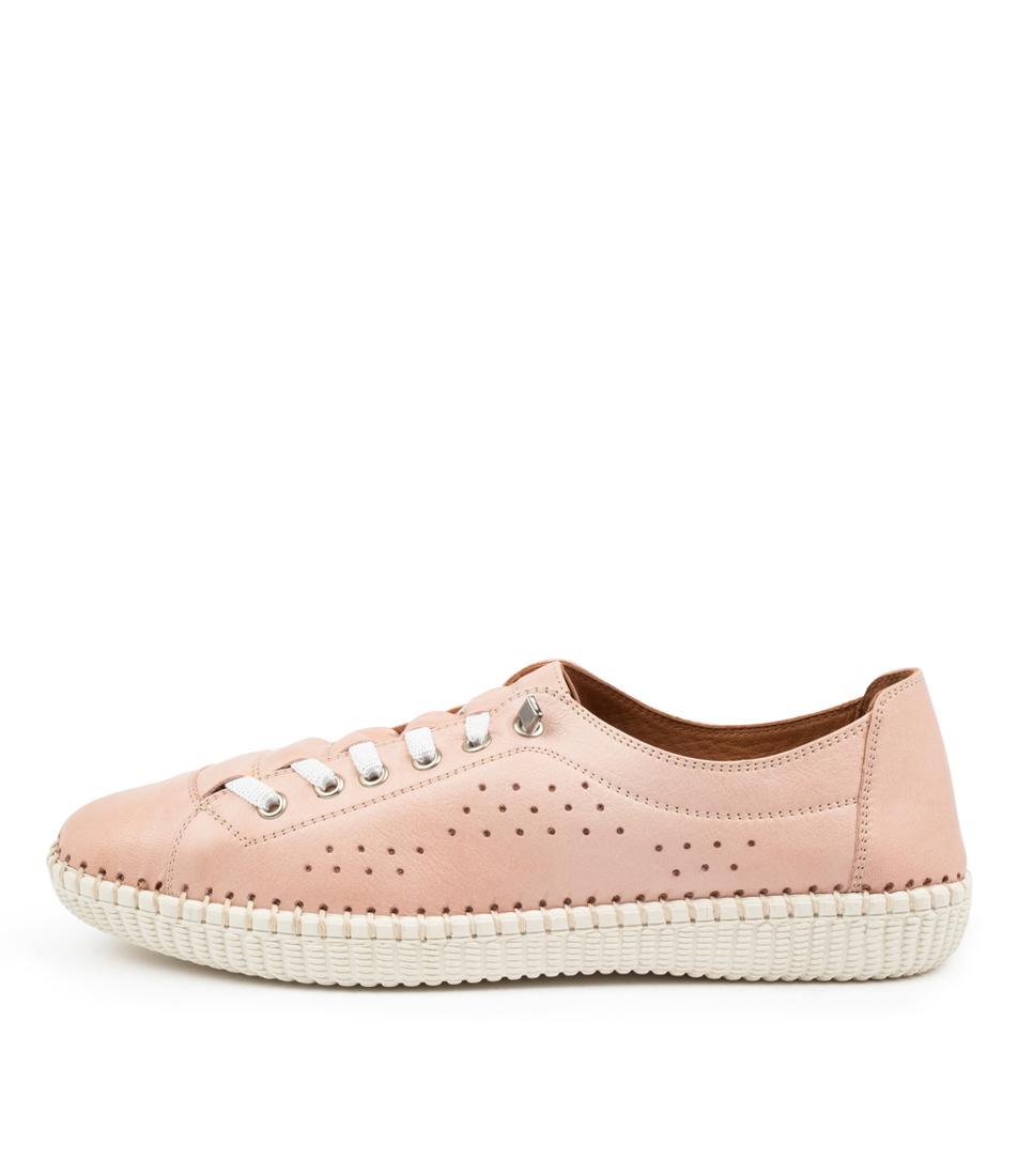 Buy Diana Ferrari Naren Df Blush Sneakers online with free shipping