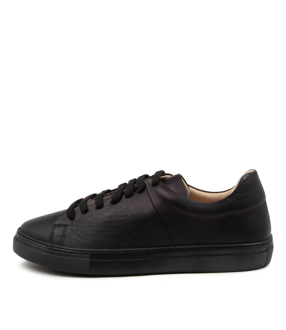 Buy Diana Ferrari Santi Df Black Sneakers online with free shipping