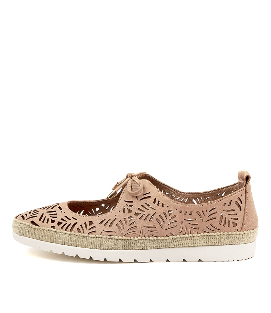 Buy Diana Ferrari Anniee Df Nude Flats online with free shipping