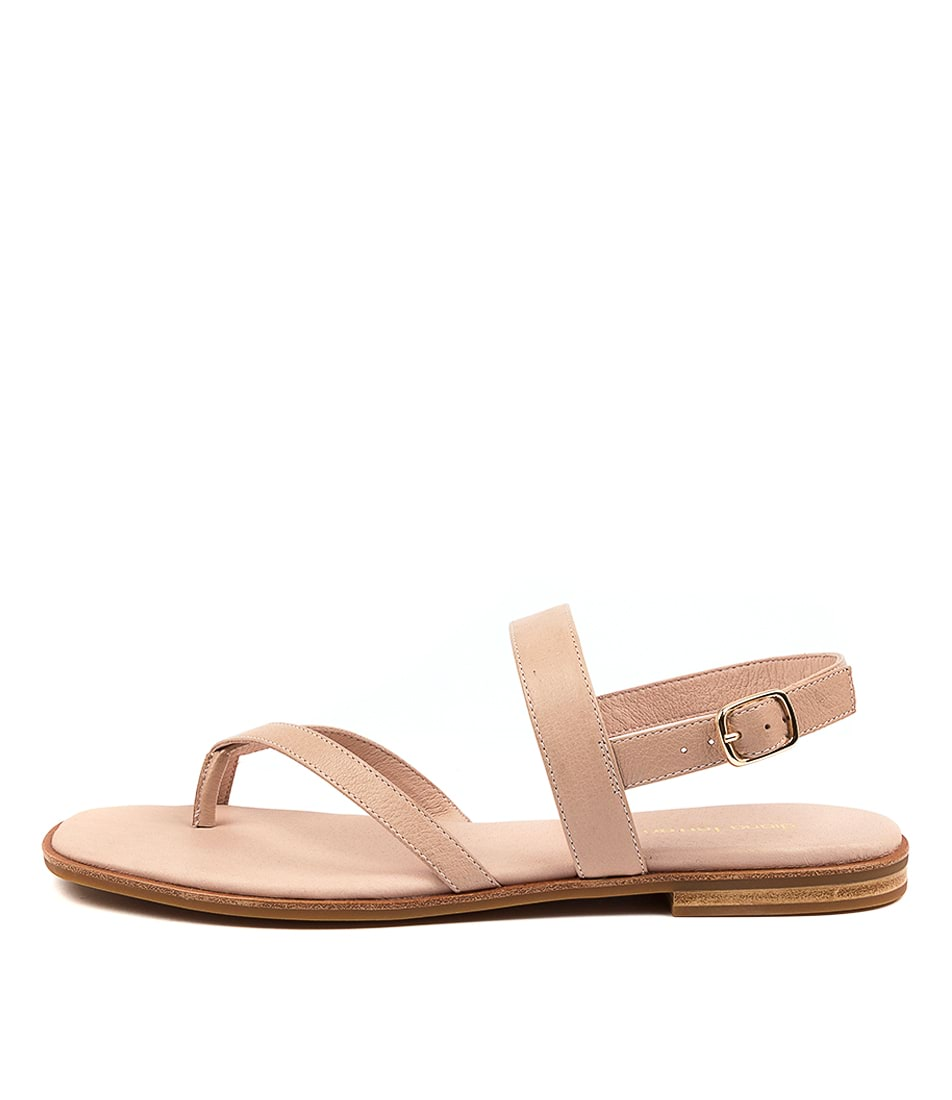 Buy Diana Ferrari Anord Df Dk Nude Flat Sandals online with free shipping