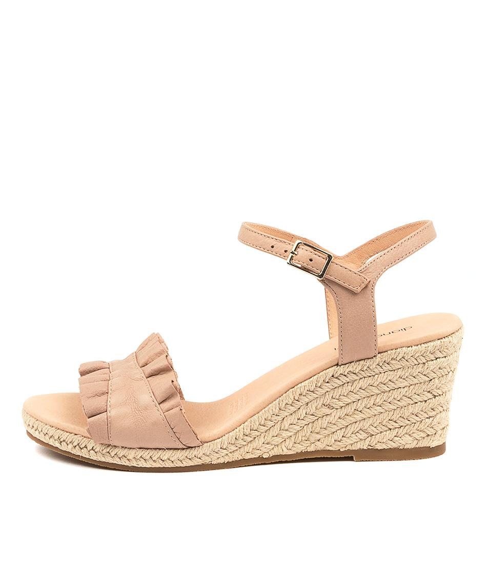 Buy Diana Ferrari Jossepnie Df Dk Nude Heeled Sandals online with free shipping