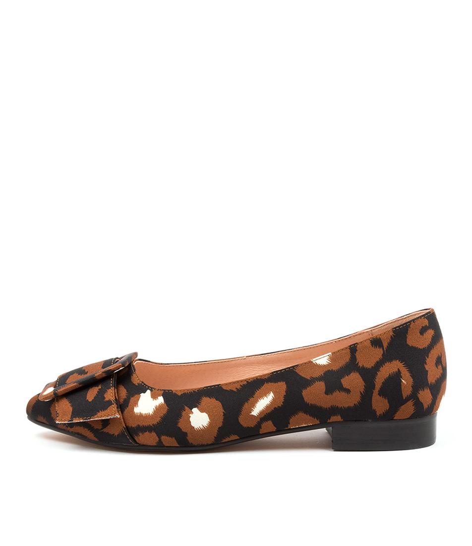 Buy Diana Ferrari Deebah Df Leopard High Heels online with free shipping