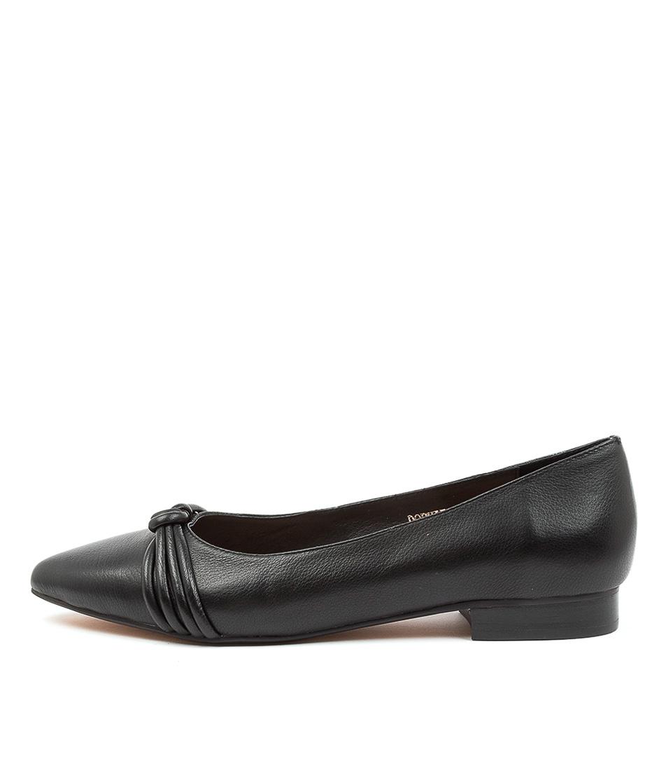 Buy Diana Ferrari Dophie Df Black Black Heel High Heels online with free shipping