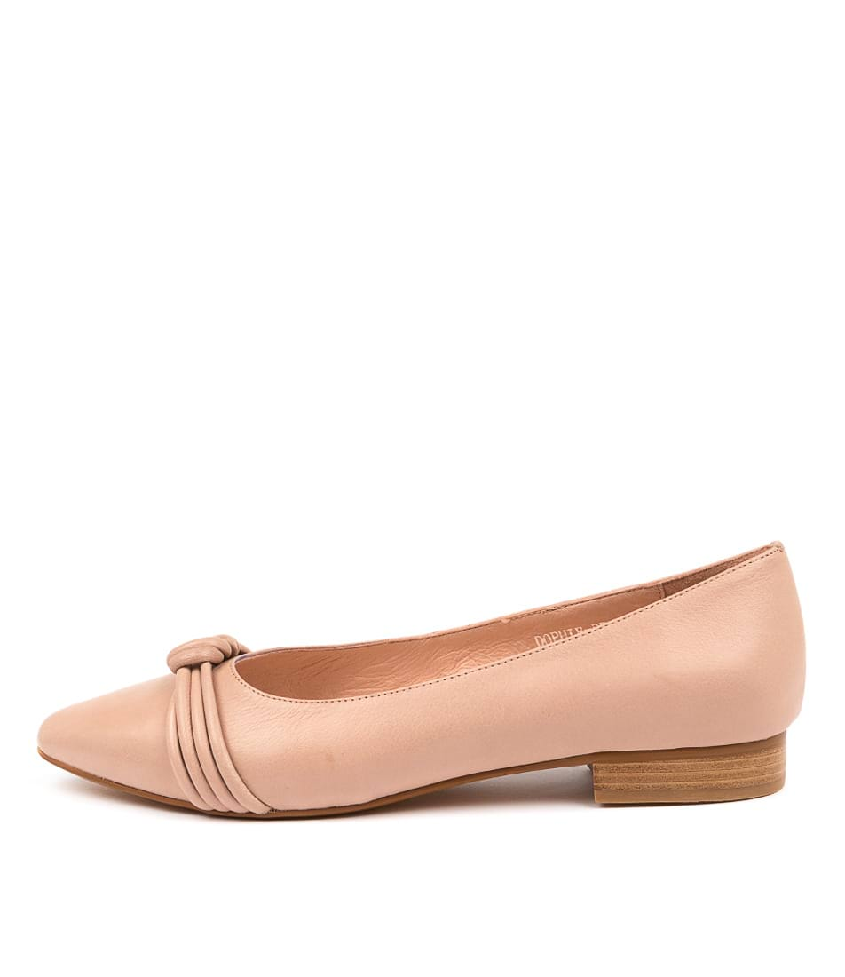 Buy Diana Ferrari Dophie Df Dk Nude High Heels online with free shipping