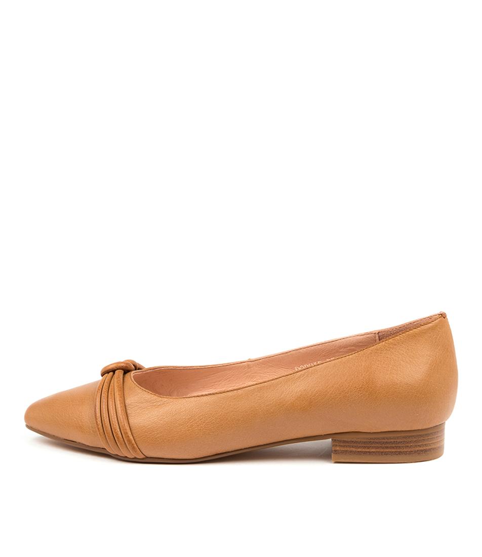 Buy Diana Ferrari Dophie Df Dk Tan High Heels online with free shipping