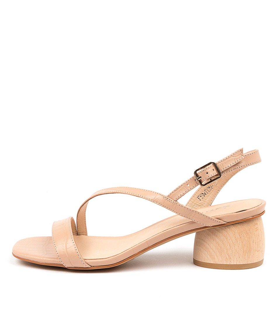 Buy Diana Ferrari Fenton Df Nude Heeled Sandals online with free shipping