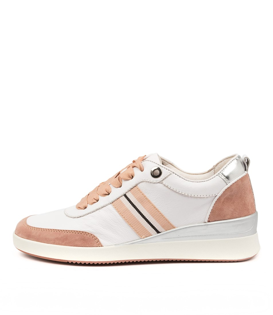Buy Diana Ferrari Heeling Df Nude Sneakers online with free shipping