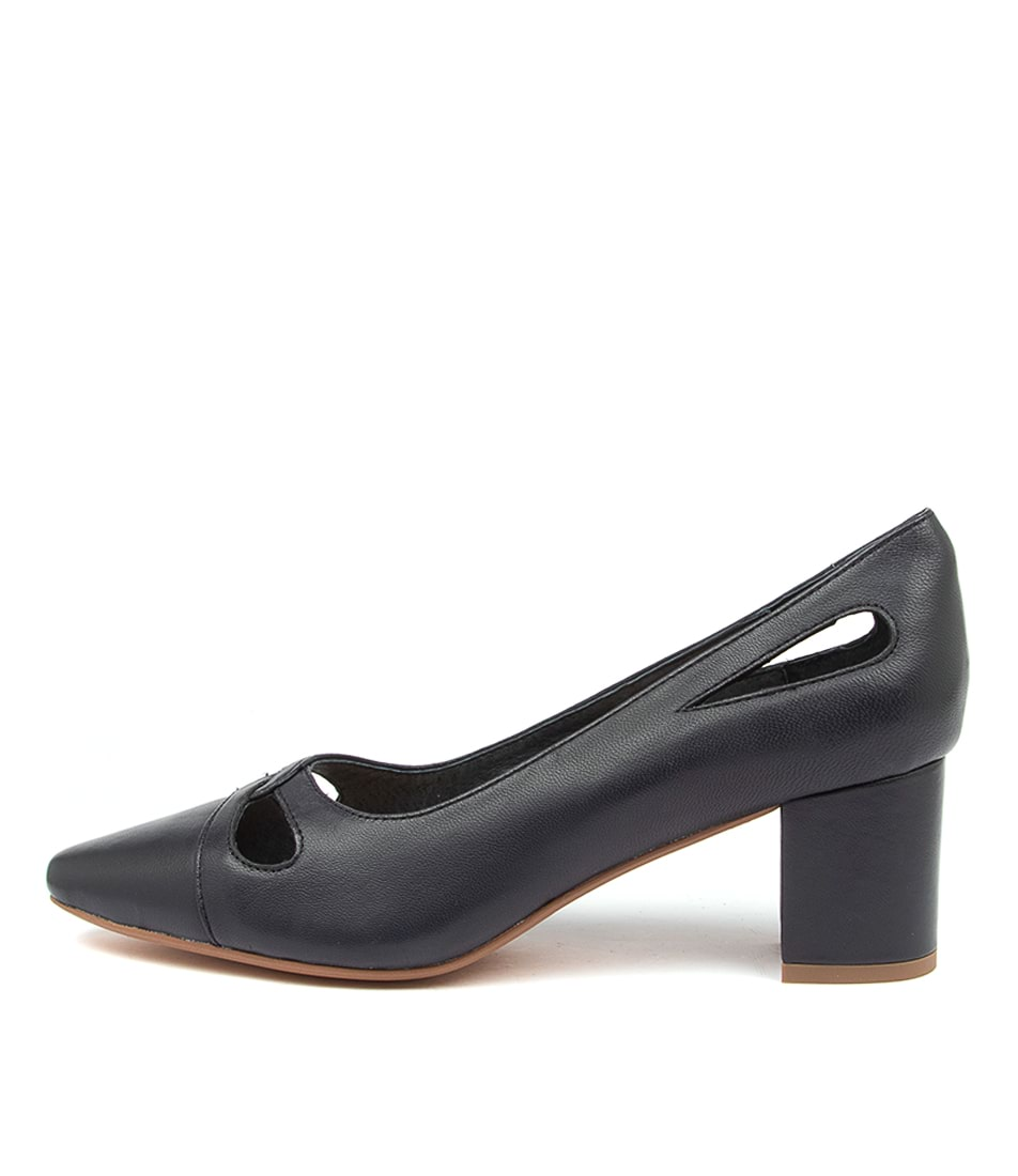Buy Diana Ferrari Laugha Df Navy High Heels online with free shipping