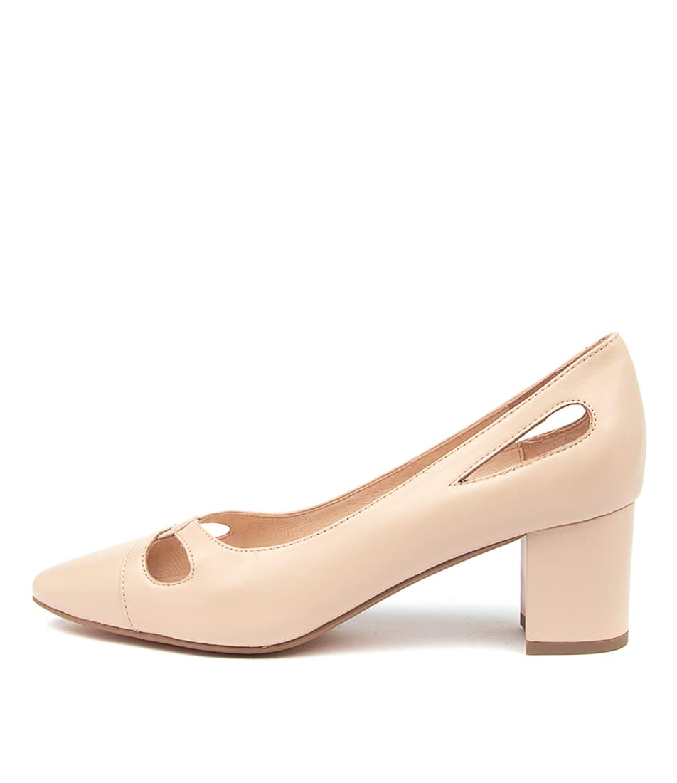 Buy Diana Ferrari Laugha Df Nude High Heels online with free shipping