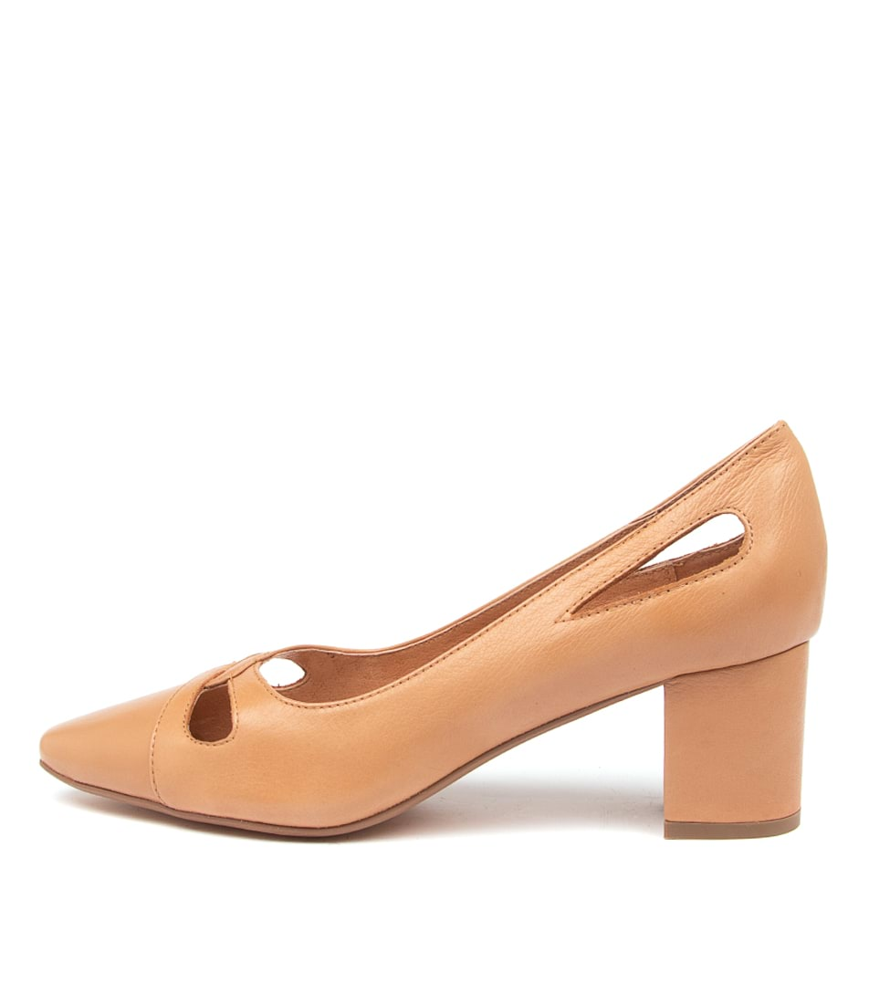 Buy Diana Ferrari Laugha Df Dk Tan High Heels online with free shipping