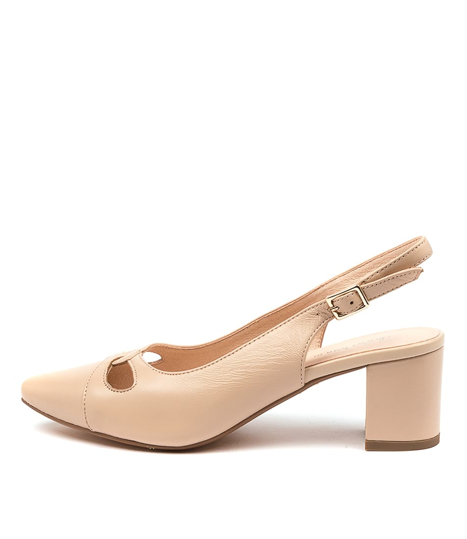Buy Diana Ferrari Looceel Df Nude High Heels online with free shipping