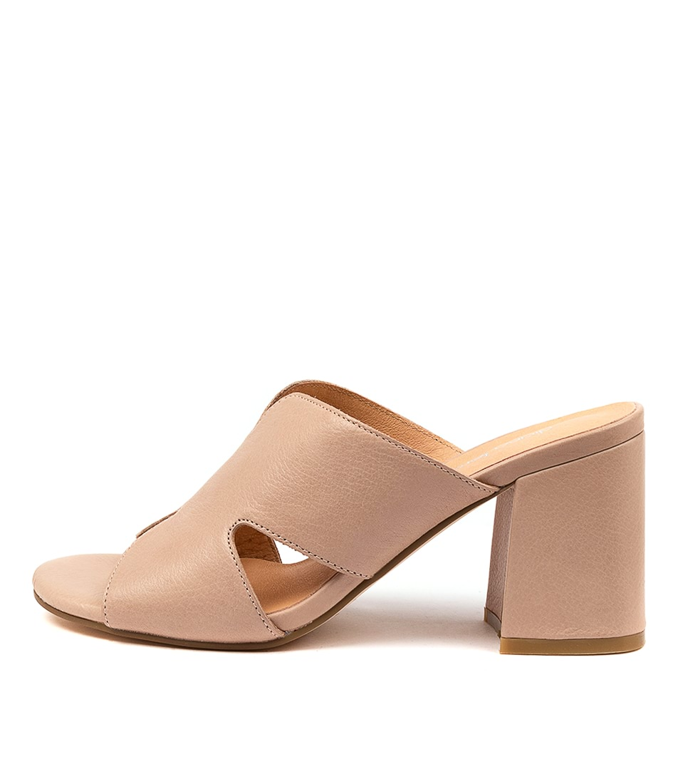 Buy Diana Ferrari Mabaelle Df Dk Nude Heeled Sandals online with free shipping