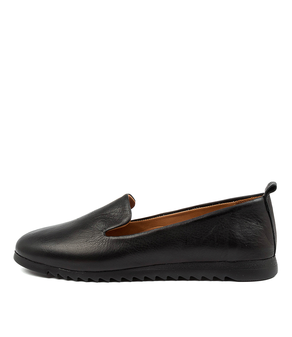 Buy Diana Ferrari Pique Df Black Sole Sneakers online with free shipping