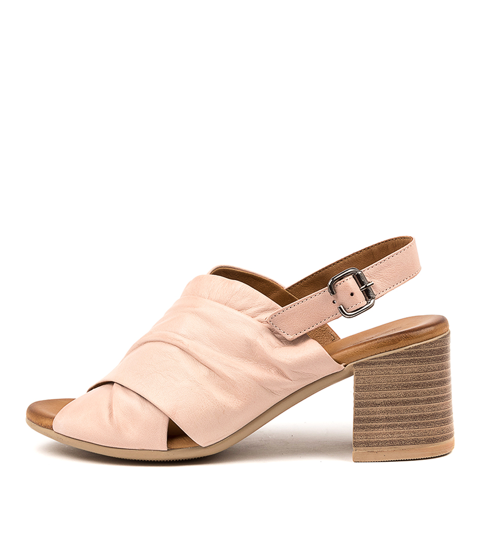 Buy Diana Ferrari Wilta Df Nude Heeled Sandals online with free shipping