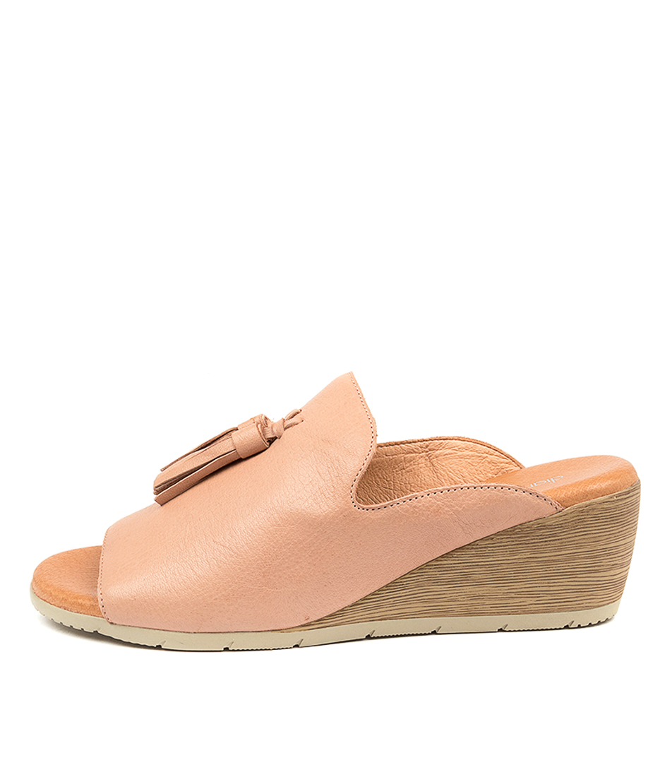 Buy Diana Ferrari Xeenie Df Dk Nude Heeled Sandals online with free shipping