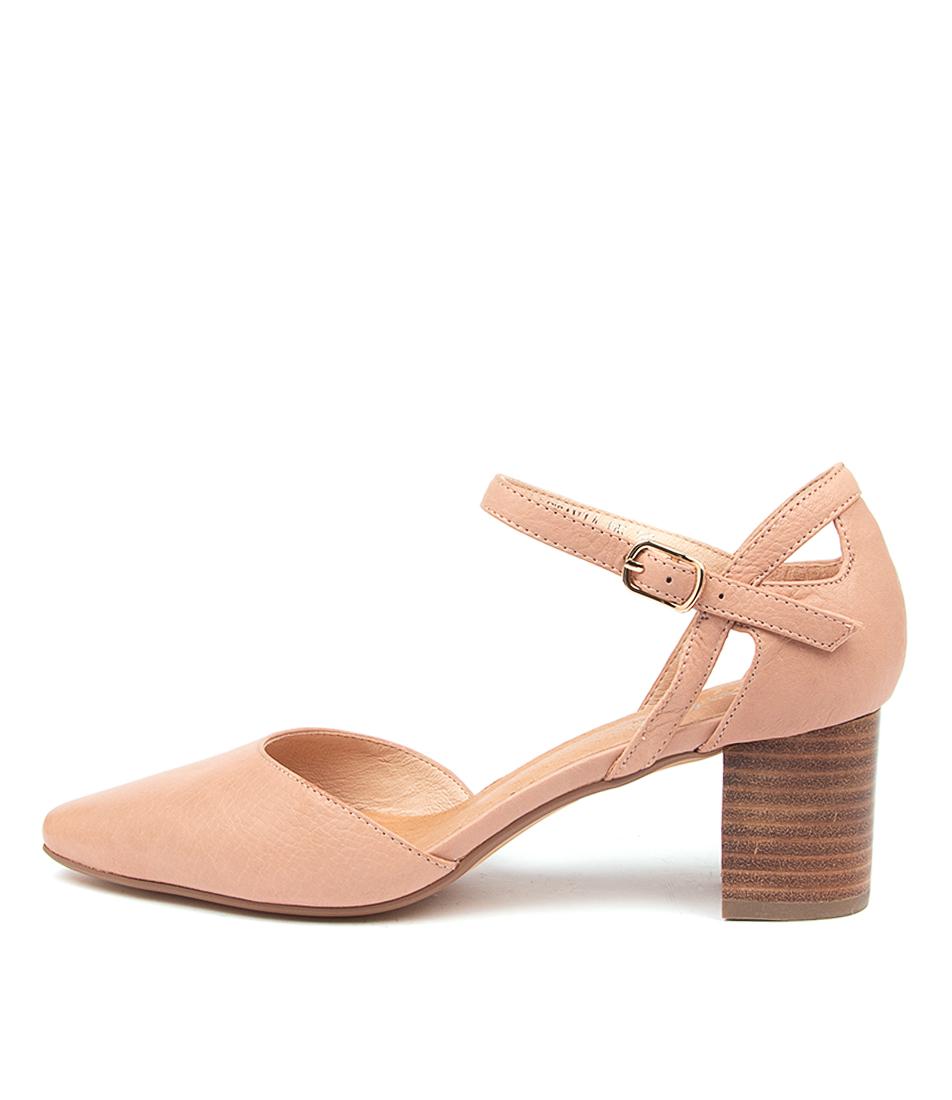 Buy Diana Ferrari Loctavia Df Blush High Heels online with free shipping
