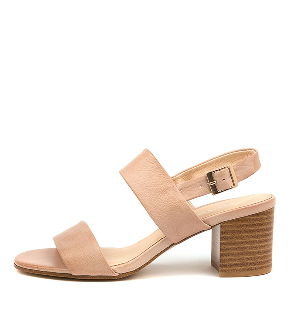 Buy Diana Ferrari Rachelo Df Dk Nude Heeled Sandals online with free shipping