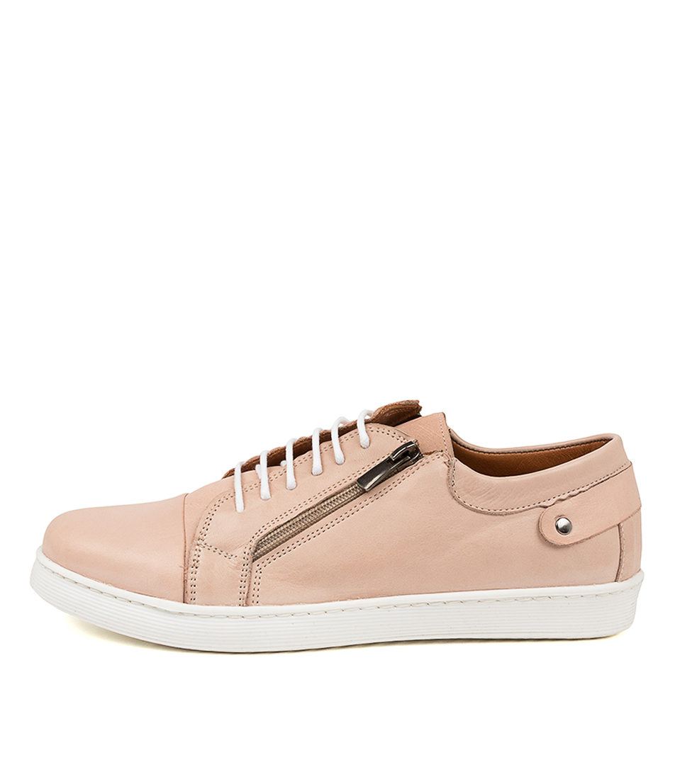 Buy Diana Ferrari Austan Df Nude Sneakers online with free shipping