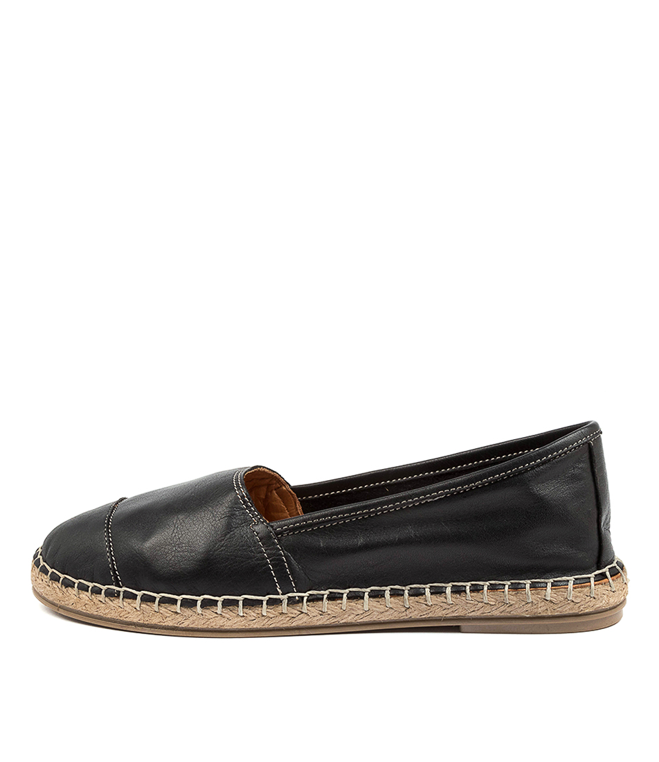 Buy Diana Ferrari Umenia Df Black Flats online with free shipping