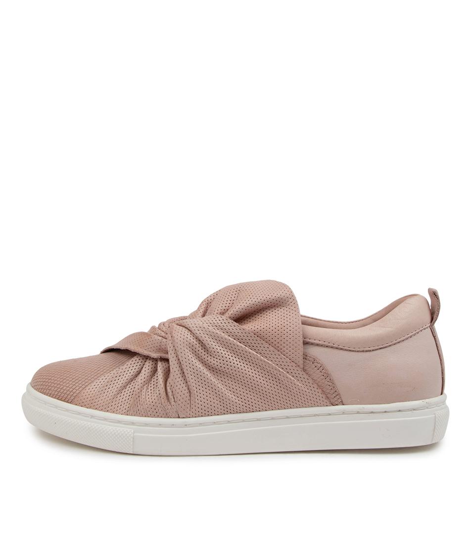Buy Diana Ferrari Keysan Df Nude Sneakers online with free shipping