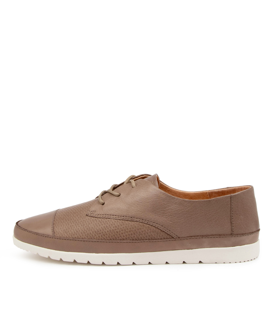 Buy Diana Ferrari Allabel Df Dk Taupe Flats online with free shipping