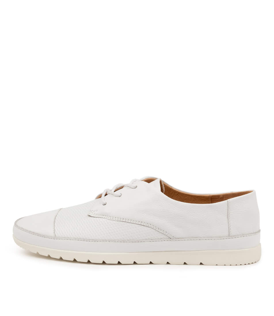Buy Diana Ferrari Allabel Df White Flats online with free shipping