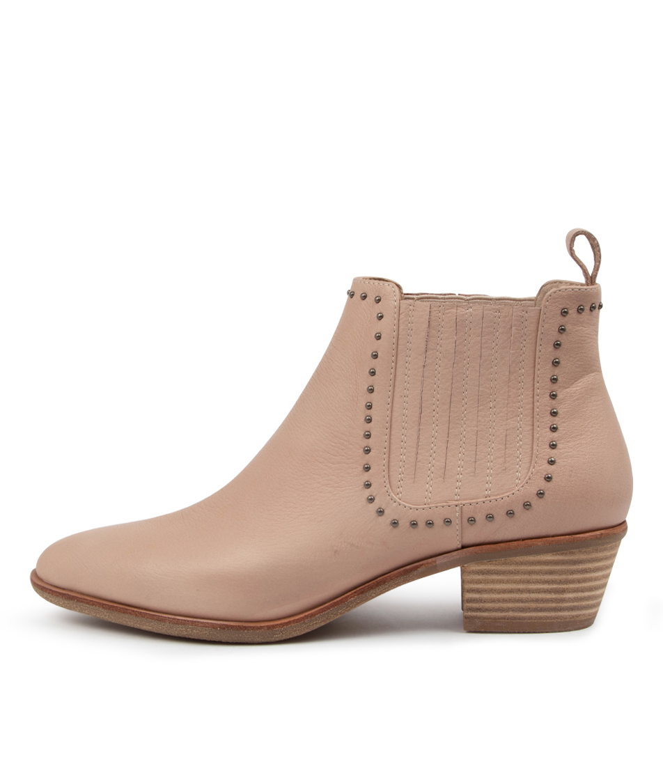 Buy Diana Ferrari Andine Df Dk Nude Ankle Boots online with free shipping