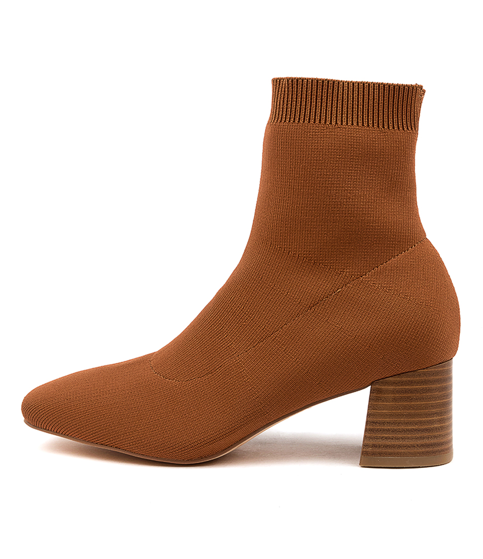 Buy Diana Ferrari Carlta Df Clay Ankle Boots online with free shipping